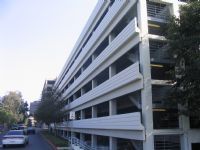 Michelson Street Parking Garage