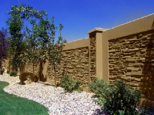 stonetree fencing panels - Wall Fencing Designs